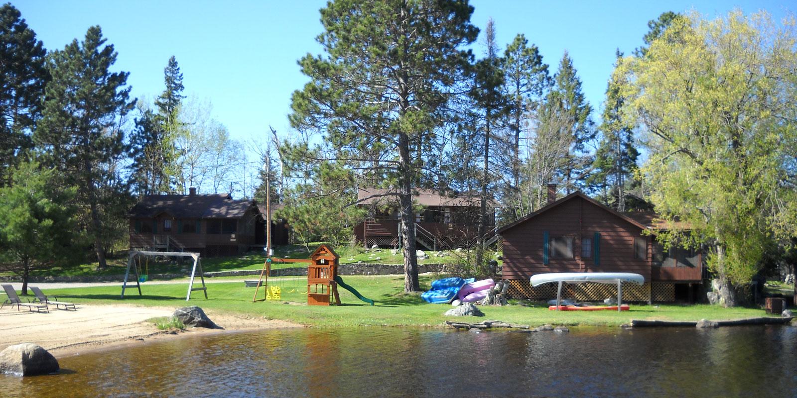 Lake Vermilion Cabin Rentals | Head-O-Lake Resort