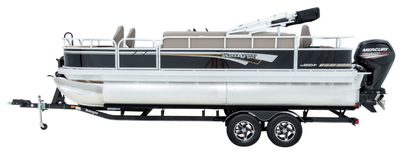 22ft Ranger Reata with 90hp Mercury